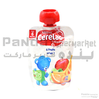Cerelac 6 Fruit Baby food 90gm