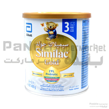 Similac Gold No 3 Baby food 400gm