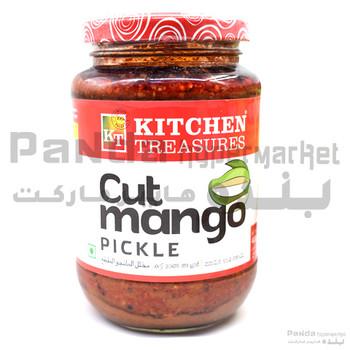 Kitchen Treasures Cut Mango Pickle 400gm