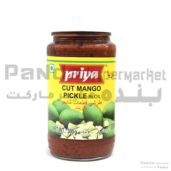 Priya Pickle Cut Mango 300gm