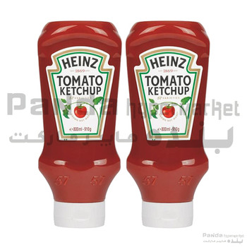 Heinz Tomato Ketchup 2 x 570gm