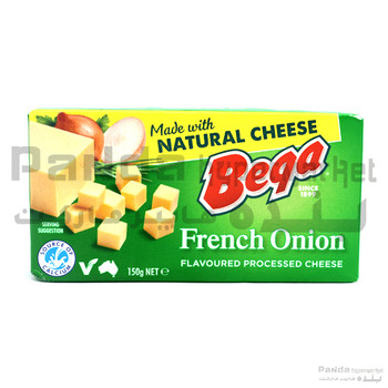 Bega french onion pro. cheese 150g