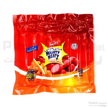 PH SWIFT RED CHICKEN HOTDOG REGULAR 250G