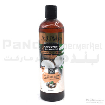Aqua Vera Herbal Blend Shamoo / Coconut  400ml