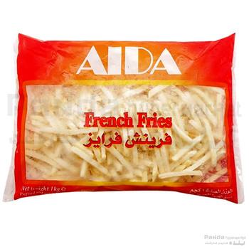 Aida French Fries 2.5Kg