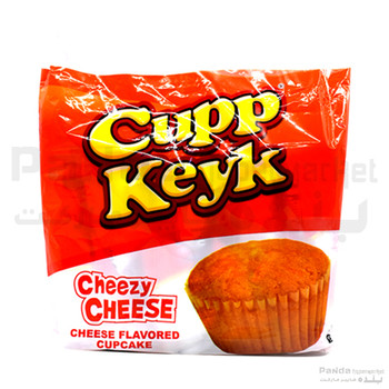 Cupp Keyk Cheezy Cheese 38gm