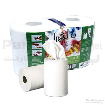 Flora Maxi Roll Twin Pack
