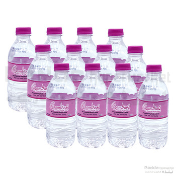 Bambino Natural Baby Water 330MlX12pcs