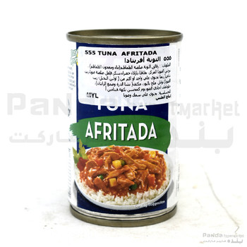 555 Tuna Afritada 155gm