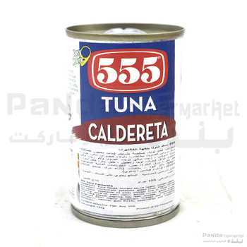 555 Tuna Caldereta 155gm