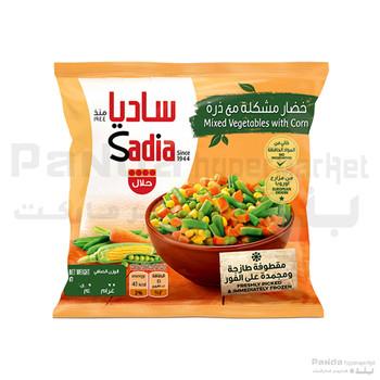Sadia Frozen Veg Mixed Vegetables 450g