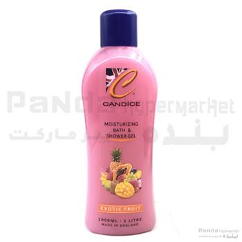Candice Exotice Fruit Shower Gel 1 Ltr