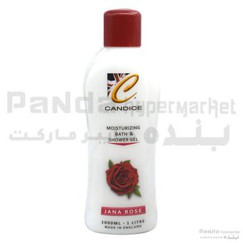 Candice Jane Rose Shower Gel 1 Ltr