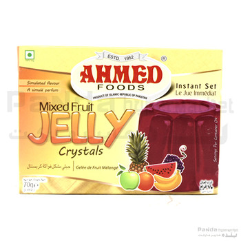 Ahmed Jelly Mix 80gm