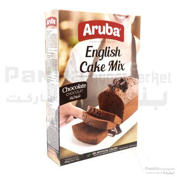 Aruba English Cake Chocolate 400gm