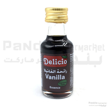 Delicio Vanilla Essence28 Ml