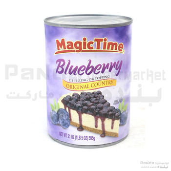 magic Time Blueberry Pie Fill 595gm