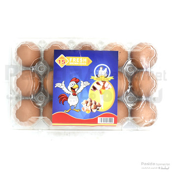 Faboulous Brown eggs 15s