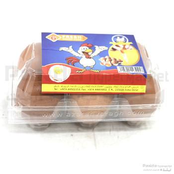 Faboulus Brown eggs 6s