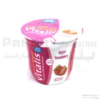 Dandy Strawberry Fruit Yoghurt 110gm