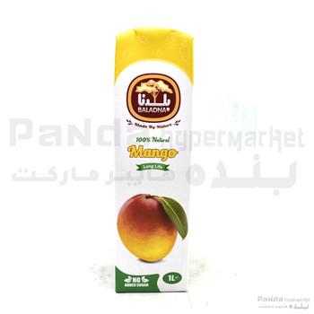 Baladna Long Life Juice Mango 1L