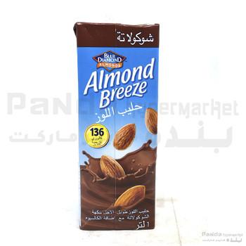 Blue Diamond Almond Milk Chocolate 1Ltr