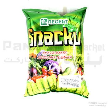 Regent Snaku Vegetable Chips 60gm