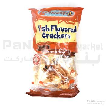 Zambonga Fish Cracker Org Chips100gm