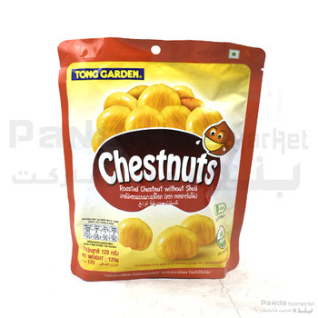 Chestnut without shell 120gm