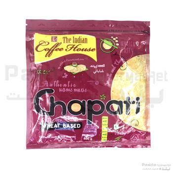 TIC Pure Wheat Chapati(Half Cooked)
