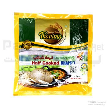 Thanima Half Cooked Chapathi 10s