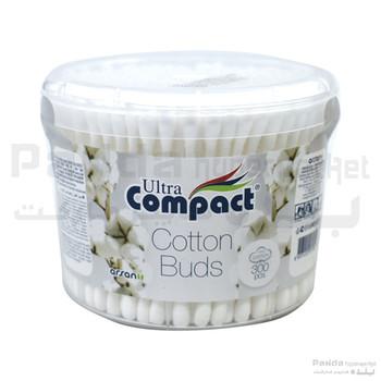 Ultra Compact Cotton Buds 300 pcs