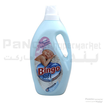 Bingo Soft Baby Freshness 3 Ltr