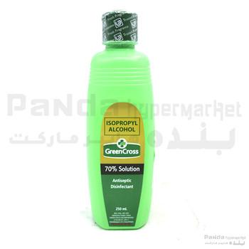 Green Cross Alcohol 70% 250Ml #021 [60]
