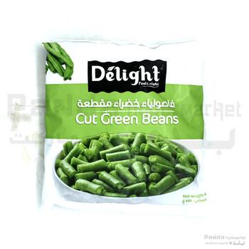 Delight Cut Green Beans 400g
