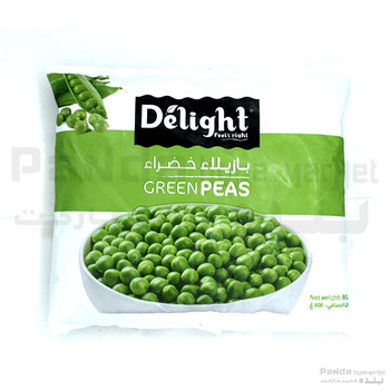 Delight Green Peas 800g