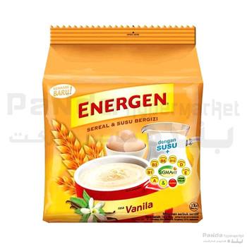 Ph Energen Cereal&Susu Nutrition Vanilla 29gmX10Pcs