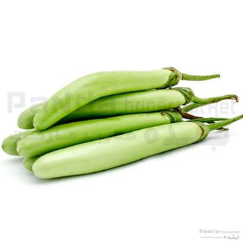 Eggplant Long Green Doha 1kg