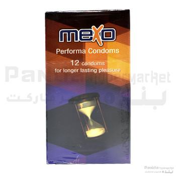 Mexo Performa Condoms 12Pcs
