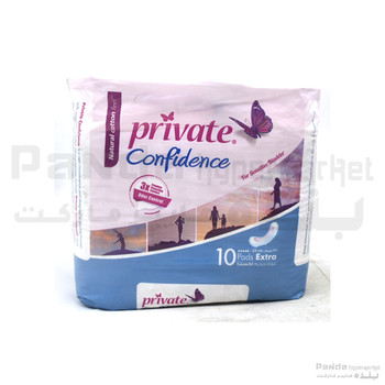 Sanita Private Confident Extra 10 Pads