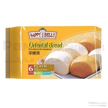 Happy Belly Oriental Bread Plain 300gm