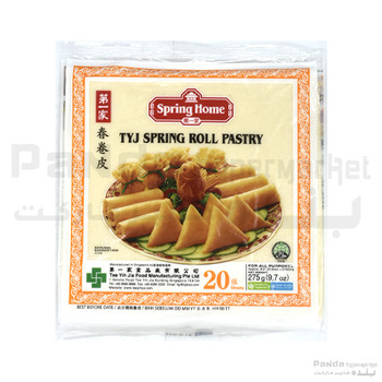 Spring home spring roll pastry275g