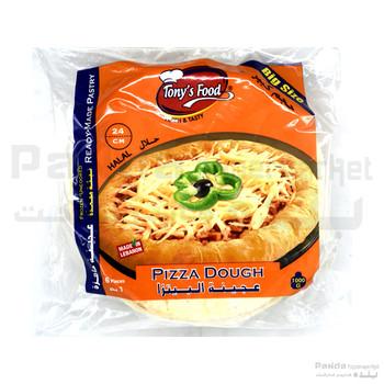Tonys Food - Pizza Dough Large 1000G