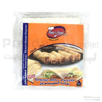 Tonys Food Spring Rolls Pastry 200g