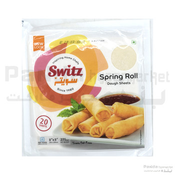 Switz Spring R/Shet(8x8)275Gm