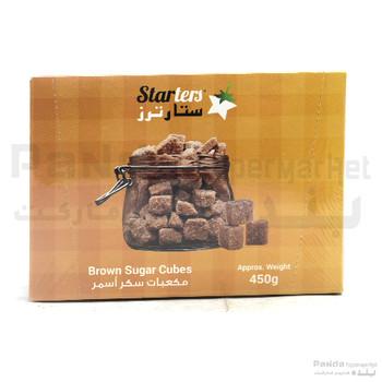 Starters Brown Sugar Cube 450gm