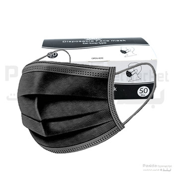 3-Layer Face Mask Asstd. 1X50