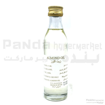 Almond oil Bottle 71 ml