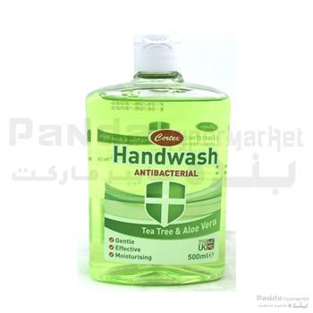 Certex Antibacterial Handwash Tea Tree&Aloe Vera 500ml