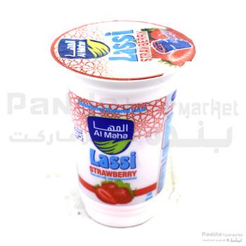 Strawberry Lassi Cup 180ml